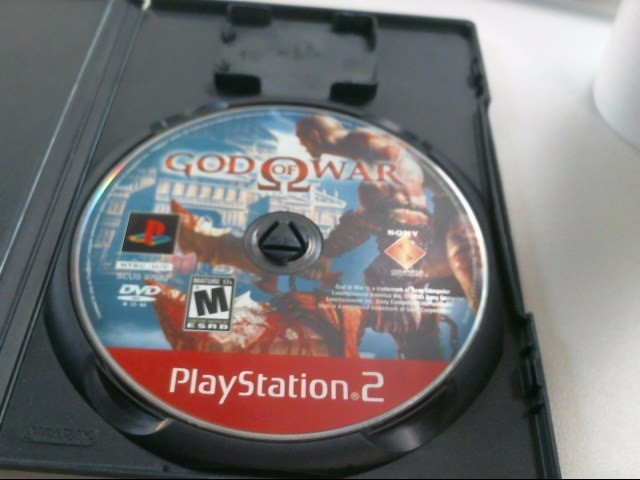 SONY Sony PlayStation 2 GOD OF WAR