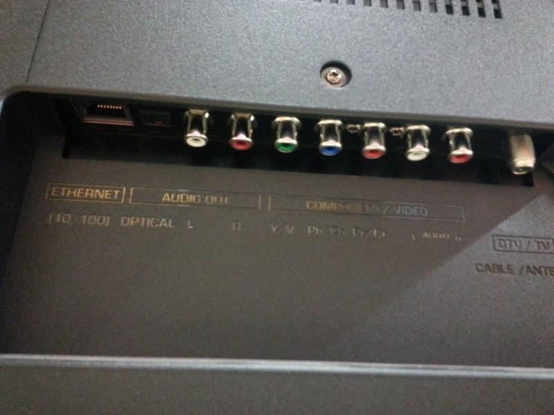 SHARP Flat Panel Television LC-50UB30U