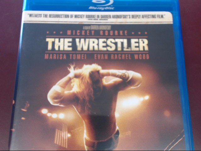 THE WRESTLER - BLU-RAY MOVIE