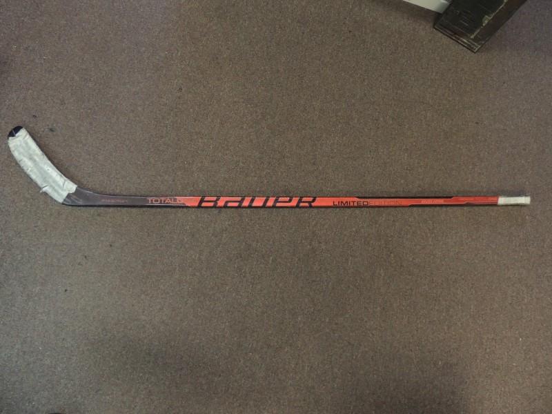 Bauer Toews Totalone Limited Edition Lefty Hockey Stick P14 Reg 87 Flex Lie 6