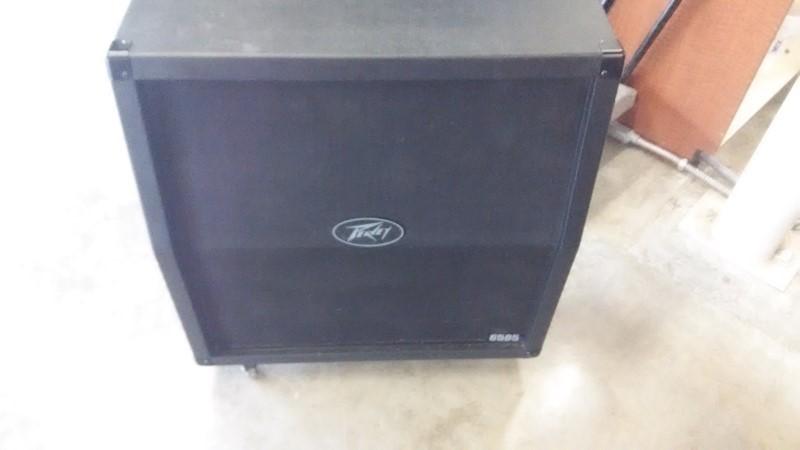 Peavey Electric Guitar Amp 6505 SLANT