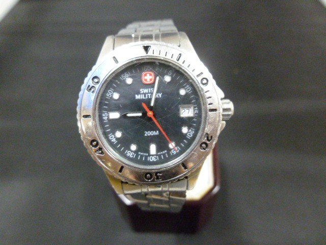 SWISS MILITARY Lady's Wristwatch 093.0670