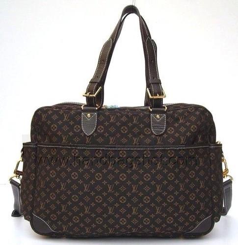 louis vuitton handbag mini lin monogram diaper bag acceptable buya. Black Bedroom Furniture Sets. Home Design Ideas