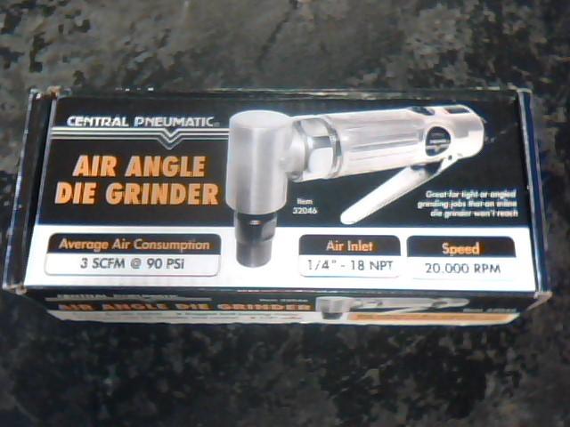 CENTRAL PNEUMATIC Air Grinder 32046