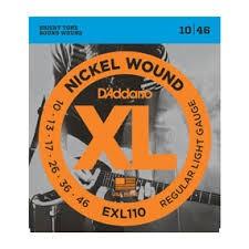 DADDARIO Musical Instruments Part/Accessory EXL110