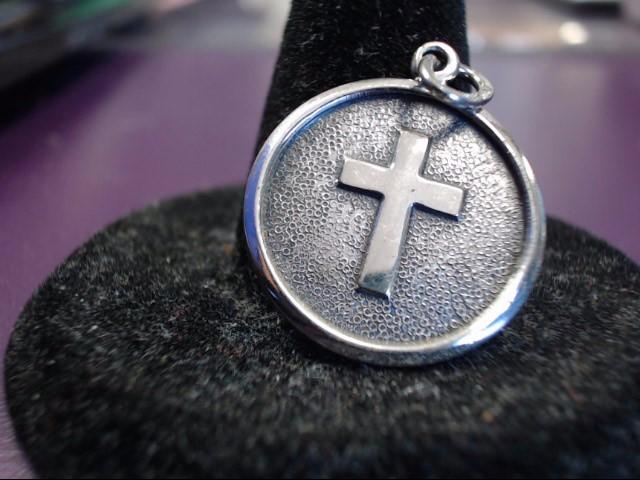 Silver Pendant 925 Silver 2.35g