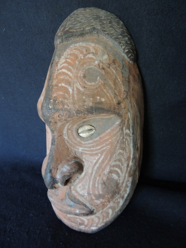 "IUTMUL TRIBE MASK - 15"" X 8"""