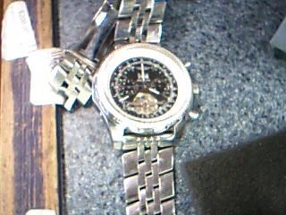 BREITLING Gent's Wristwatch A25362 - BENTLEY