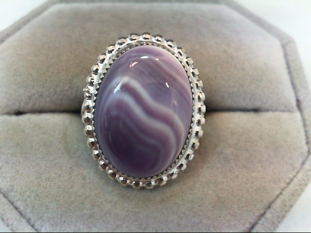 Lady's Silver Ring 925 Silver 6g