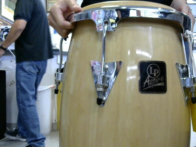 LP MUSIC GROUP Conga Drum ASPIRE CONGA DRUMS
