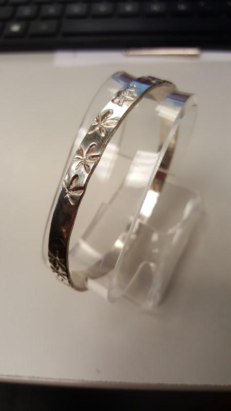 Silver Bracelet 925 Silver 15.1g