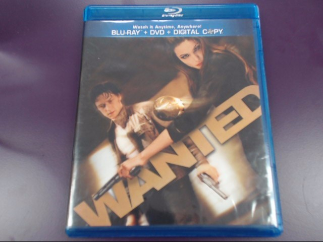 BLU-RAY MOVIE Blu-Ray WANTED