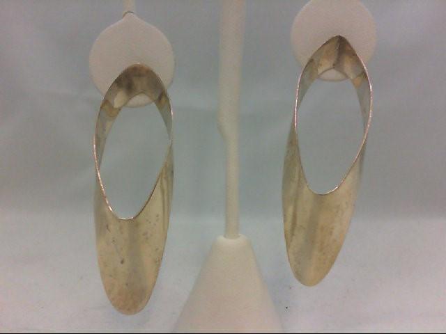 Silver Earrings 925 Silver 12.4g