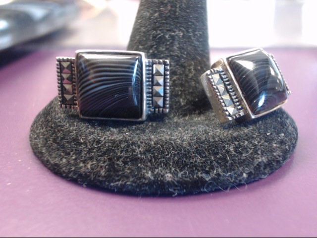 Silver Earrings 925 Silver 7g