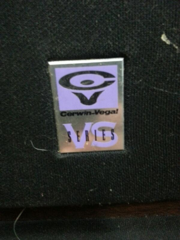 Cerwin Vega Miscellaneous Tool VS