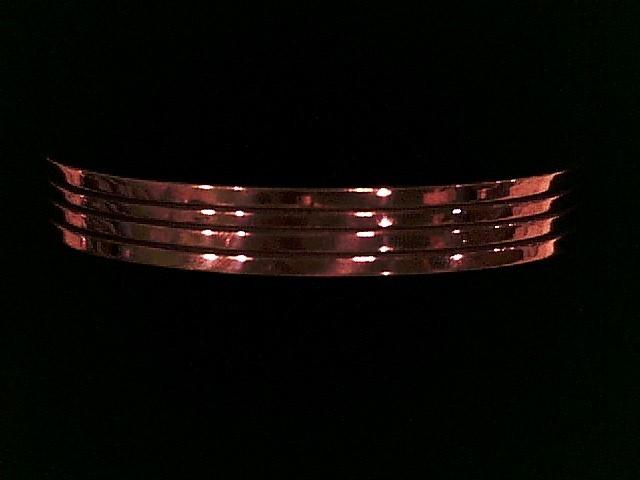 Silver Bracelet 925 Silver 19.8g
