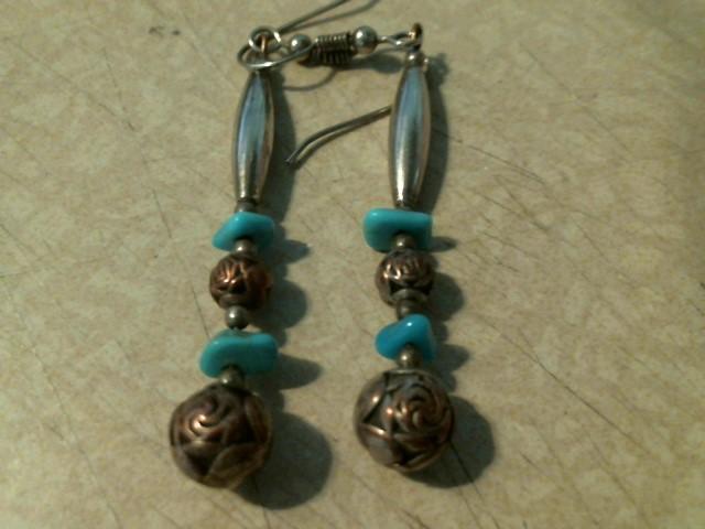Silver Earrings 925 Silver 4.9g