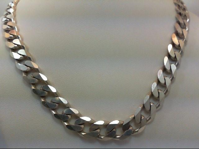 "18"" Silver Chain 925 Silver 47.5g"
