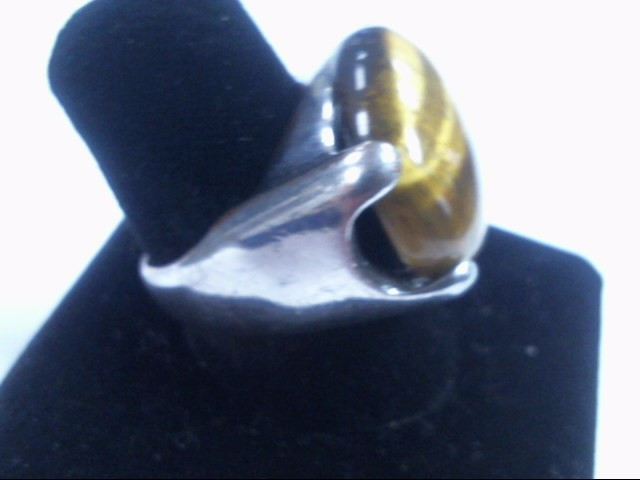 SIZE 7 CATS EYE RING