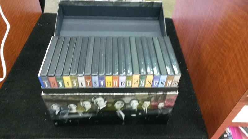 Law & Order Season 1-20 Box Set