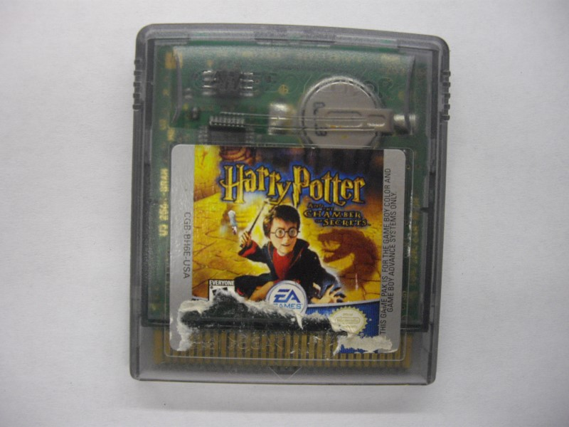 NINTENDO HARRY POTTER AND THE CHAMBER OF SECRETS (GAMEBOY) *CARTRIDGE ONLY*