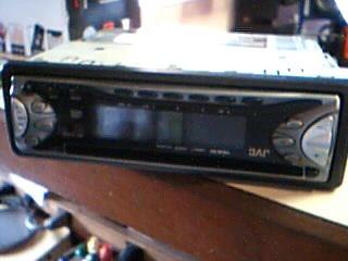 JVC Car Audio KDS-500