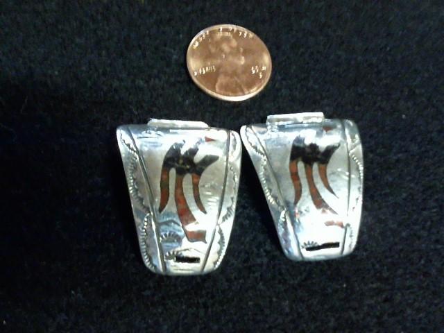 Wrist watch links Silver-Misc. 925 Silver 8.5dwt