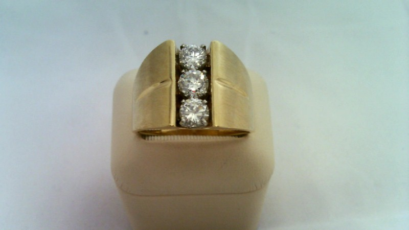 MEN'S FASHION DIAMOND RING