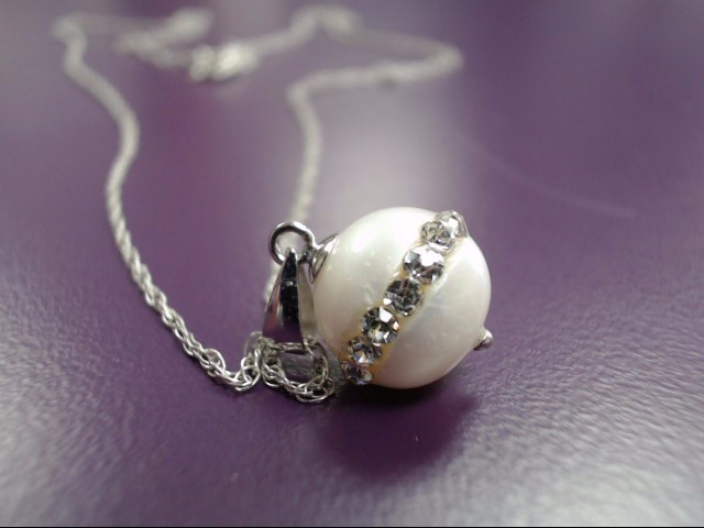 "17"" Silver Chain 925 Silver 2.3g"
