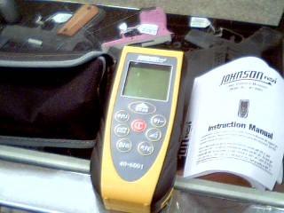 JOHNSON Measuring Tool 40-6001 ELECTRIC TAPE MEASURE