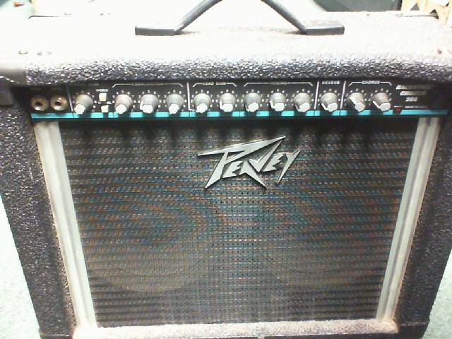 PEAVEY Electric Guitar Amp BACKSTAGE CHORUS 208