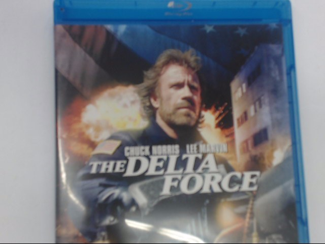 THE DELTA FORCE - BLU-RAY MOVIE