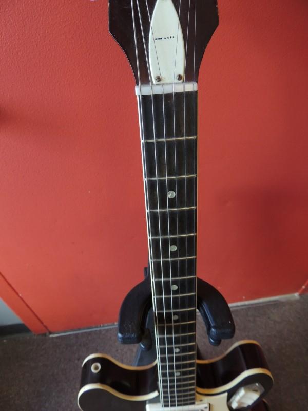 Harmony Rocket H59-1 1968 Hollowbody Electric Guitar
