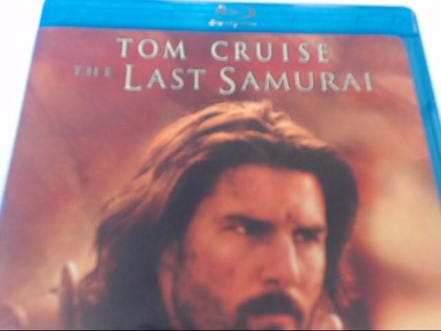 THE LAST SAMURAI - BLU-RAY MOVIE
