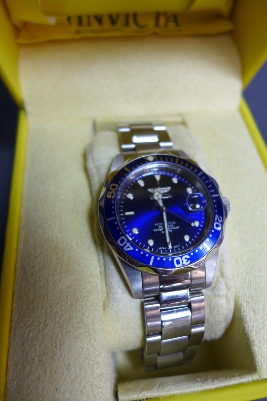INVICTA Gent's Wristwatch 9204