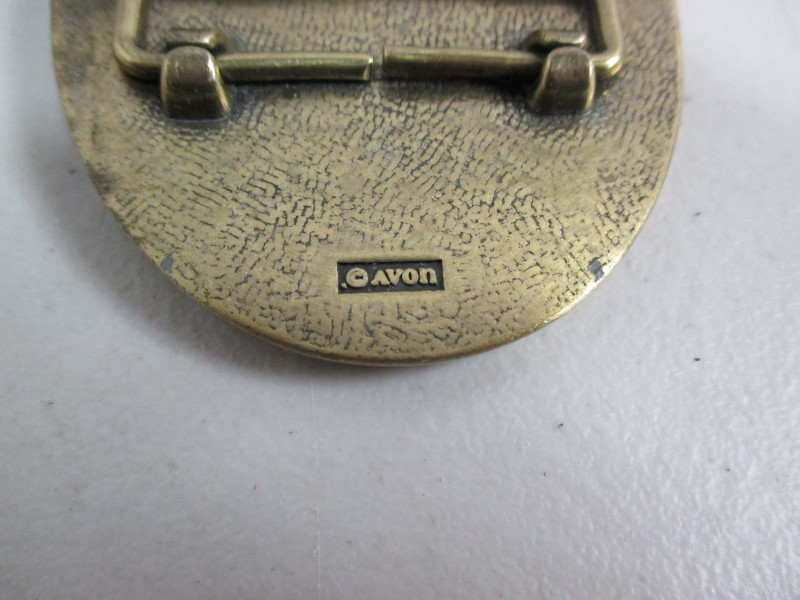 AVON Belt BELT BUCKLE