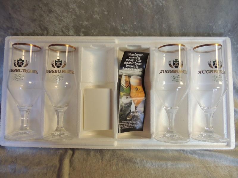 AUGSBURGER Glassware GLASSES