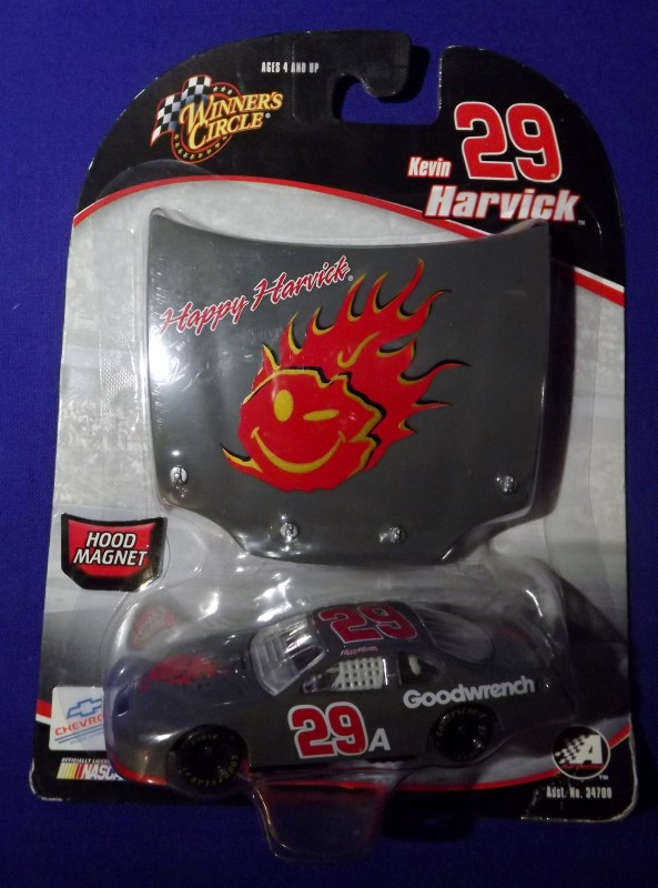 KEVIN HARVICK #29 WITH HOOD MAGNET