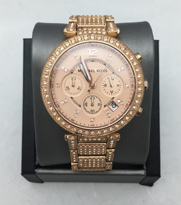 MICHAEL KORS Lady's Wristwatch MK-5663