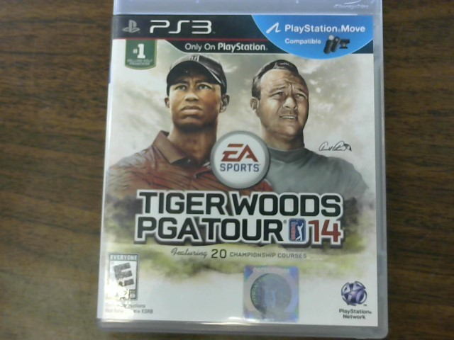 SONY Sony PlayStation 3 TIGER WOODS PGA TOUR 14