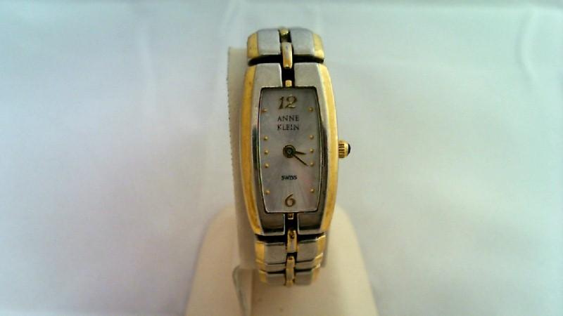 ANNE KLEIN Lady's Wristwatch 732S SWISS MOVT.