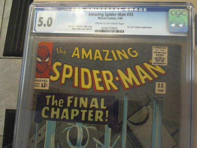 MARVEL COMICS Comic Book THE AMAZING SPIDERMAN #331