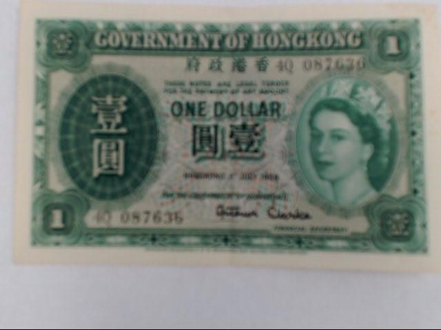HONG KONG Paper Money - World