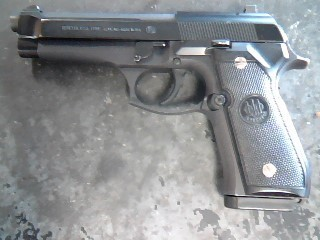 BERETTA Pistol 96D