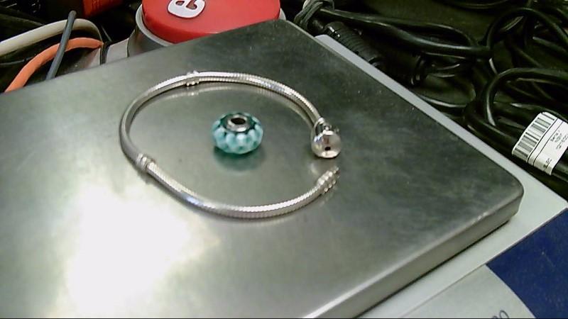 Silver Fashion Bracelet 925 Silver 17.5g