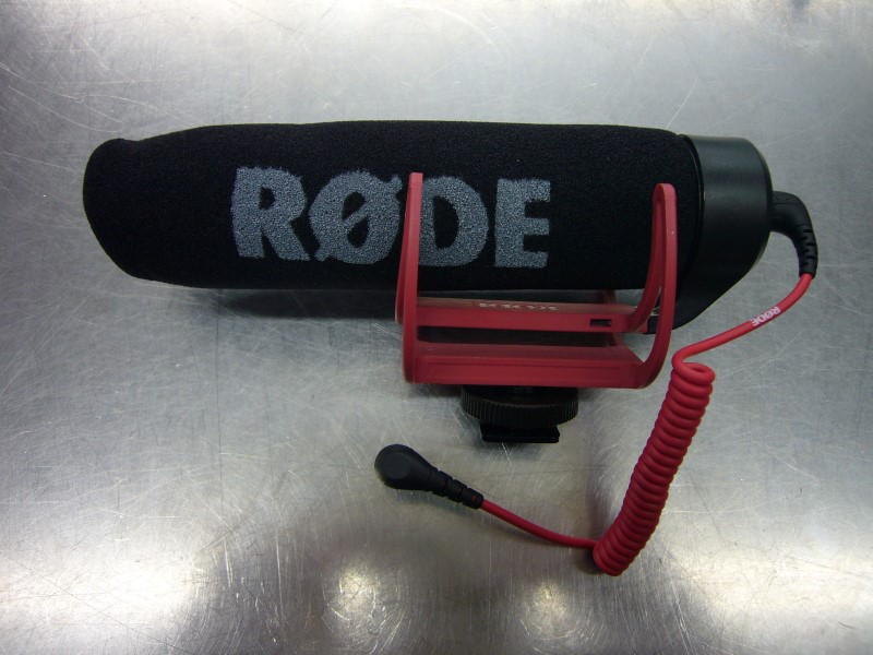 RODE VideoMic Go (Use with Consumer Video Cameras) - VIDEOMICGOGO