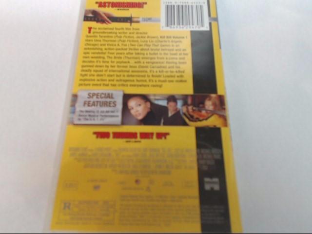 Kill Bill Vol. 1 (UMD, 2005)