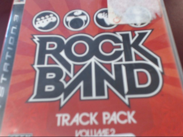 SONY PS3 ROCK BAND VOLUME 2