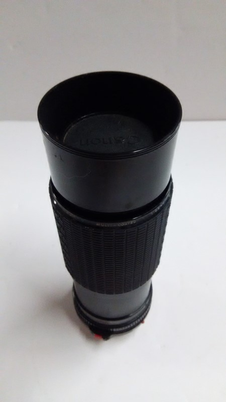 SIGMA Lens/Filter 80-200MM HIGH SPEED ZOOM