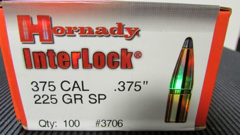 HORNADY Ammunition INTERLOCK 357 CAL 225 GR SP